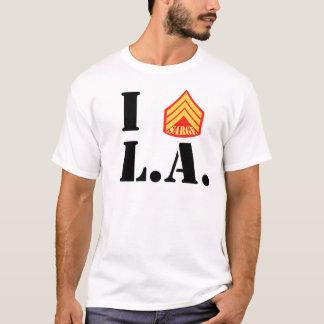 Camiseta Mim LA de Sarge
