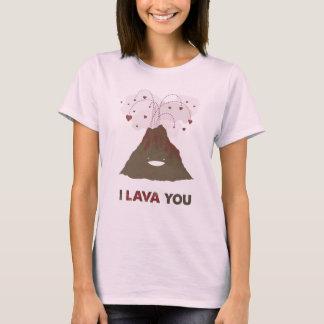 Camiseta mim lava você