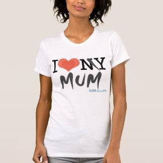 Camiseta Mim luv minha mãe