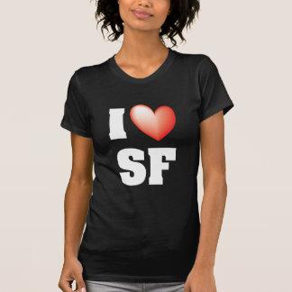 Camiseta Mim Luv SF