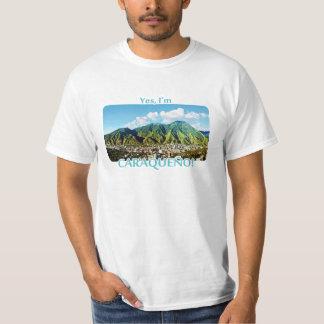 Camiseta Mim ` m CARAQUEÑO! Parque nacional de Avila