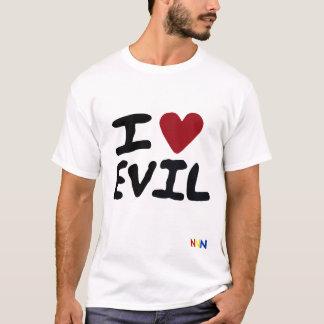 Camiseta Mim mau <3