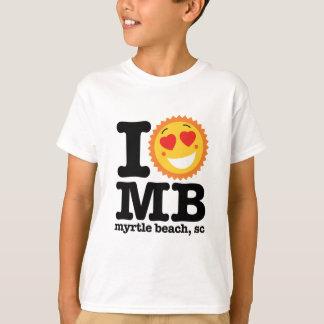 Camiseta Mim MB do coração