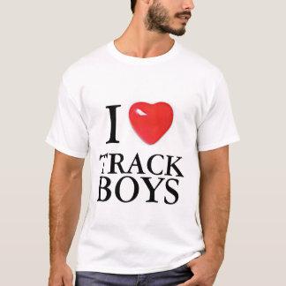 Camiseta Mim meninos da trilha do coração
