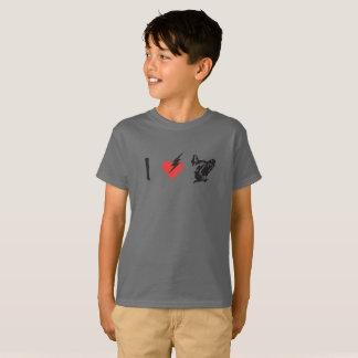 Camiseta Mim miúdos do coração K9 S1