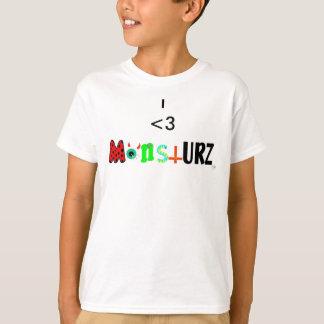 Camiseta Mim monstURZ <3