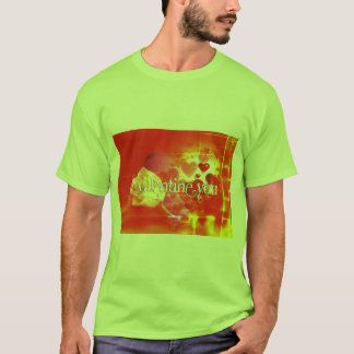 Camiseta Mim namorados você Tshirt