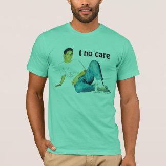 Camiseta Mim nenhum cuidado