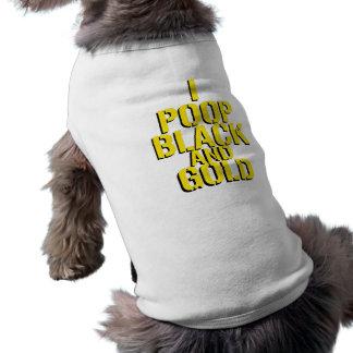 Camiseta Mim preto e ouro do tombadilho