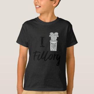 Camiseta Mim (pulso de disparo) Fillory