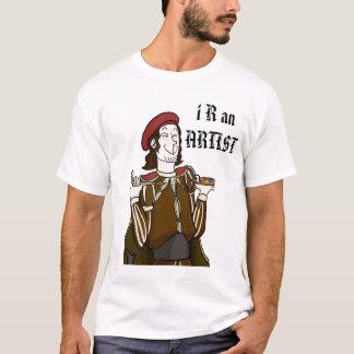 Camiseta Mim r um lolz do artista