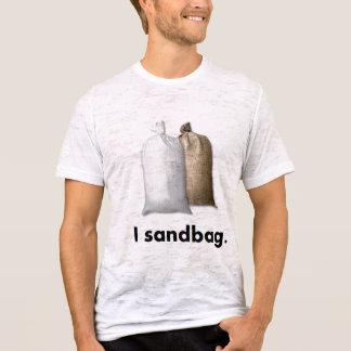 Camiseta Mim saco de areia