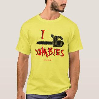 Camiseta Mim t-shirt dos zombis da serra de cadeia