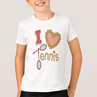 Camiseta Mim tênis do coração