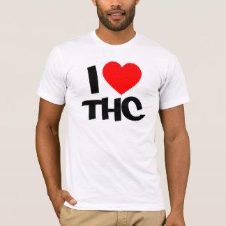 Camiseta mim thc do coração!