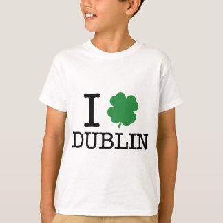 Camiseta Mim trevo Dublin