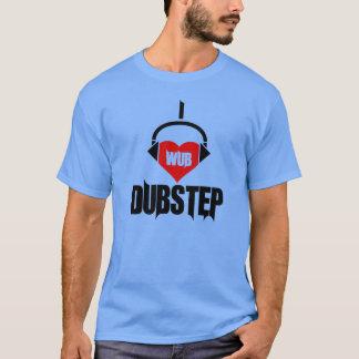 Camiseta Mim Wub Dubstep