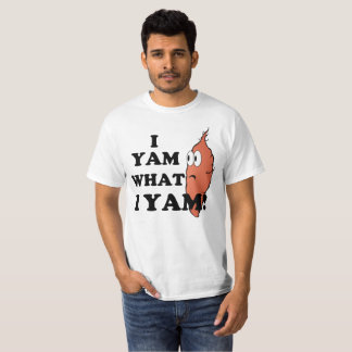 Camiseta Mim Yam que Yam de I