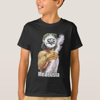 Camiseta Mim Zeusta