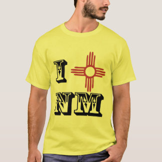 Camiseta Mim Zia New mexico
