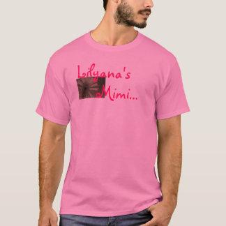 """Camiseta """"Mimi"""" são o melhor!"""