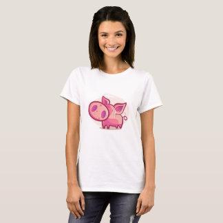 Camiseta Mindinho o leitão!