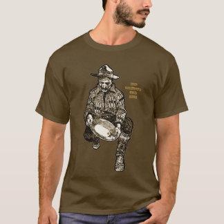Camiseta Mineiro 1849 da febre do ouro de Califórnia