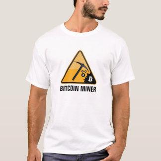 Camiseta Mineiro de Bitcoin