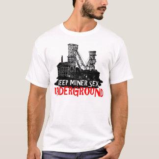 Camiseta Mineiro engraçado