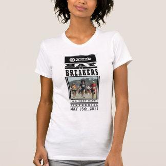 Camiseta Minha baía ao t-shirt da foto dos disjuntores