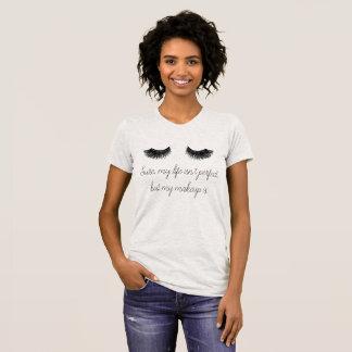 """Camiseta """"Minha composição é"""" T perfeito"""