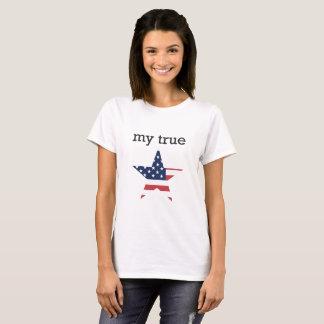Camiseta Minha estrela verdadeira
