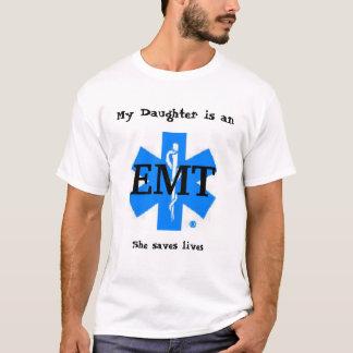 Camiseta Minha filha é um EMT