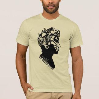 Camiseta Minha mente da música