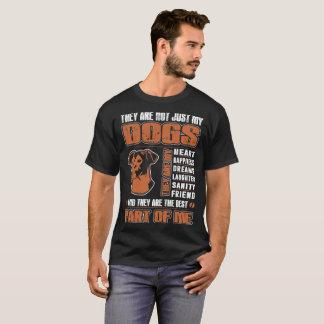 Camiseta Minha peça do cão de Jack Russell Terrier melhor