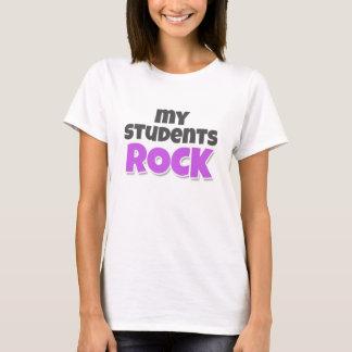 Camiseta Minha rocha dos estudantes