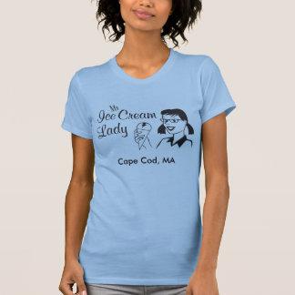 Camiseta Minha senhora Original do sorvete