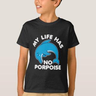 Camiseta Minha vida não tem nenhuma toninha