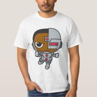 Camiseta Mini Cyborg