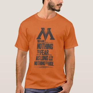 Camiseta Ministério do período | de Harry Potter da