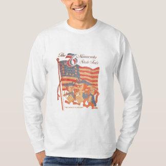 Camiseta Minnesota 1976 justo