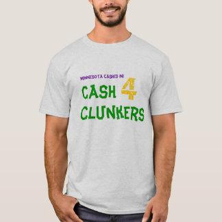 Camiseta Minnesota descontou dentro! , Desconte 4 Clunkers