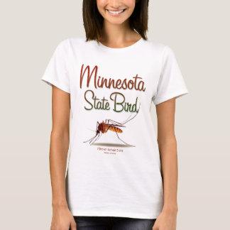 Camiseta minnesota_state_bird_color