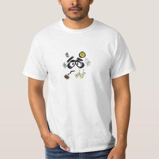 Camiseta Minutejazz Anti-Stress