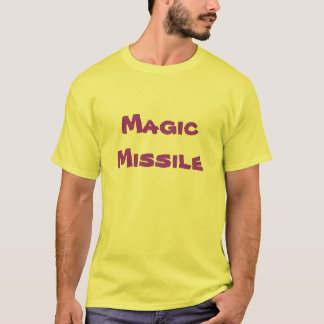 Camiseta Míssil mágico