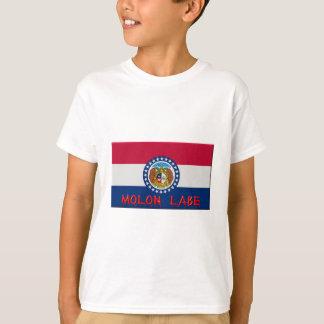 Camiseta Missouri Molon Labe