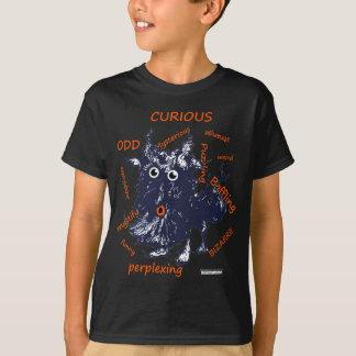 Camiseta mistério