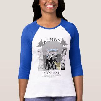 Camiseta Mistério de RCRBA! Tshirt do tema
