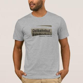 Camiseta Mistura de Ostbahnhof/Techno