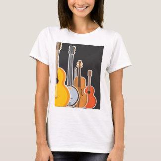 Camiseta Mistura do instrumento